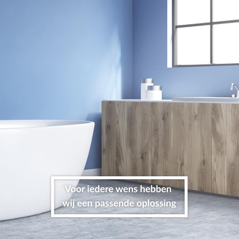 Badkamer Verbouwen Door De Installateur Uit Zoetermeer
